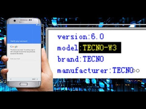 TECNO W3 BYPASS FRP supprimer compte google MIRACLE BOX