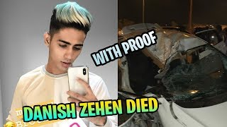 Danish Zehen Death News Music Jinni