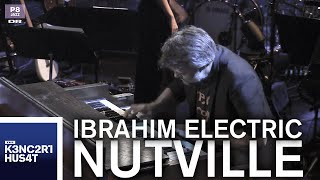Dr Big Band Feat Ibrahim Electric Live, P8 Jazz Alive