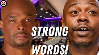 Damon Wayans Has STRONG WORDS For Dave Chappelle \u0026 His Comedy Special \
