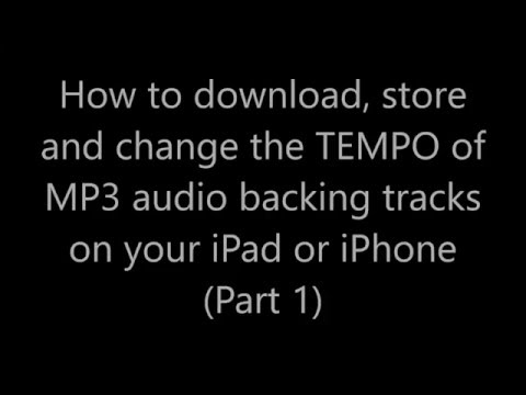 How to download music on iPhone and iPad - Part 1