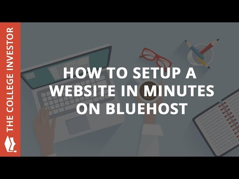 How To Start A Blog Or Personal Website On Bluehost In 10 Minutes or Less