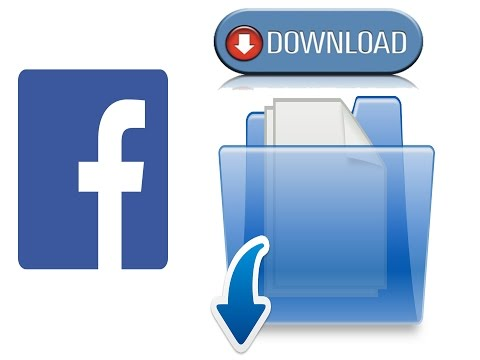 how to download videos and pics on facebook