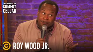 "Why ""Street Fighter"" is the Most Peaceful Video Game - Roy Wood Jr. - This Week at the Comedy Cellar"