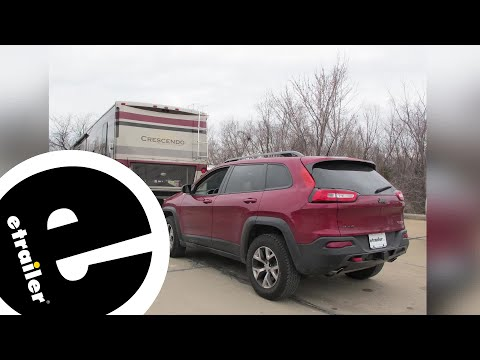 install smi air force one braking system 2015 jeep cherokee sm99243 -