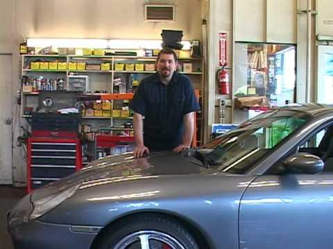 Porsche Twin Turbo Clutch Repair in Eugene