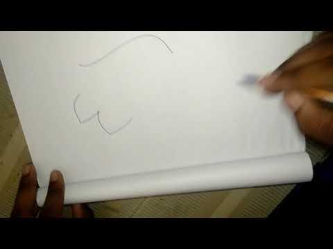 Ganeshji draw a easy way