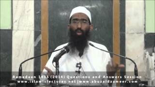 Kya Islami message forward nahi kiye tu Gunah milega | Abu Zaid Zameer