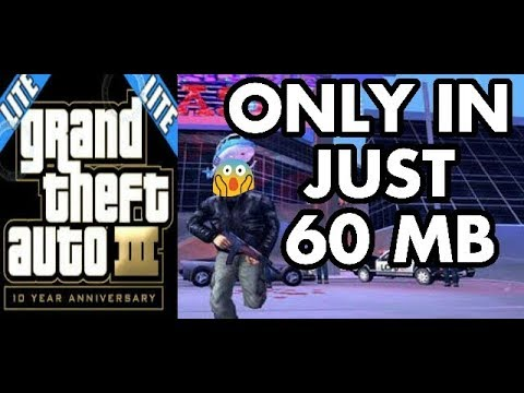 How to download || GTA 3 Lite ||