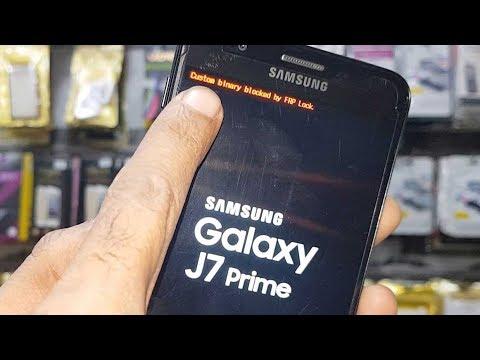 without data loss fix Custom binary blocked j7 prime and save data J7 Pro, J7 Max J7 2018