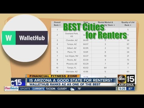 Financial Fitness Zone: Is Arizona a good state for renters?