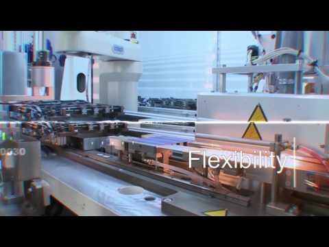 Solar Automation Solutions - Turnkey production lines and machinery for photovoltaic systems