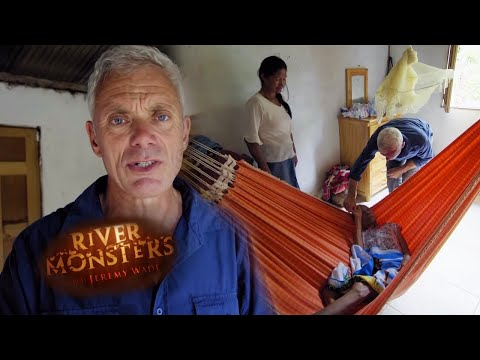 The Nightmare Brain Parasite - River Monsters