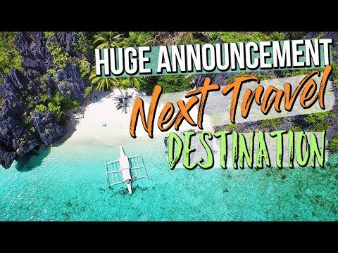 BIG ANNOUNCEMENT + Where Am I Going Next?!