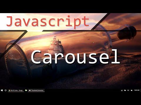 Pure Javascript Carousel