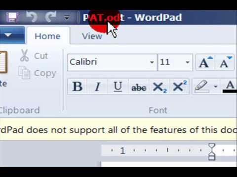 Learn How To Use HyperLink Option In MS Word 2007 ( In Hindi)