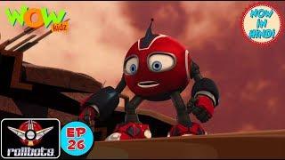 Vir presents RollBots | Episode 26 | The Paradigm Shift P2 | Action | Cartoon for Children | WowKidz