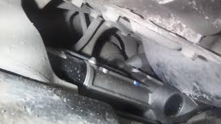 Knock In The New Steering Rack ... Wtf ???