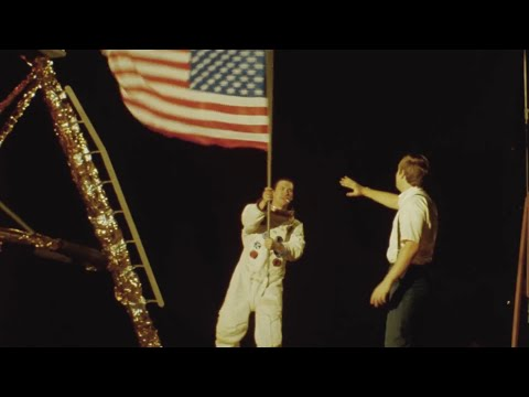 Fake Moon Landing Explored In Mock Doc Operation Avalanche!