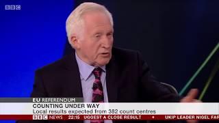 The EU Referendum - FULL Results - BBC