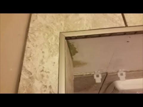 How To Install  Edge Trim And Tile On Ceiling Outside Corner - step by step
