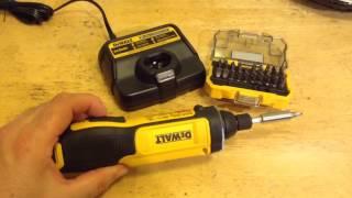 Dewalt gyro screwdriver  DCF682