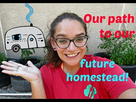 HUGE NEWS!!! Full time RV farm dwelling!