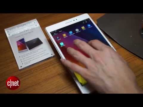 Asus ZenPad S 8.0: 64-bit processing in a 6mm thick tablet