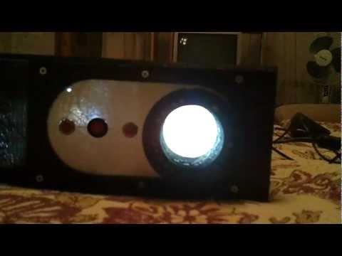 DIY LCD Led Projector 10w
