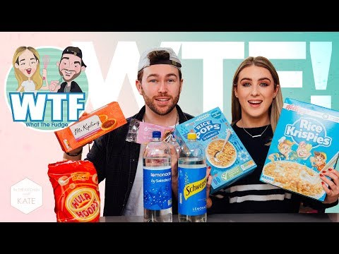 WTF?! Supermarket Challenge - In The Kitchen With Kate