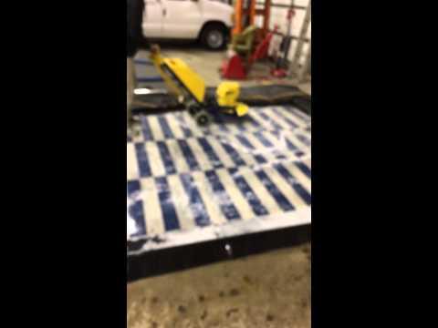 Cotton rug washing 03/15
