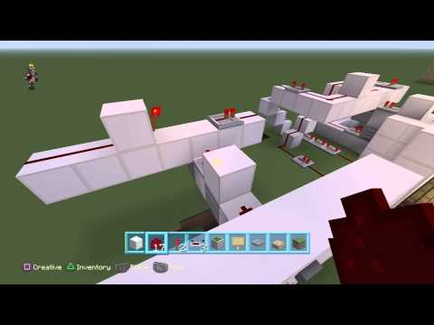 Minecraft How To Build A Nazi Zombies Barrier!