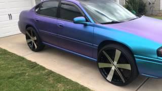 Impala On 28s Vidlyxyz