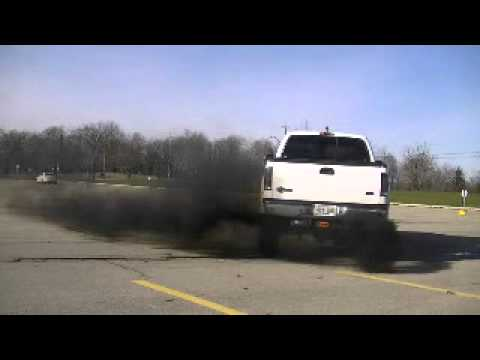 Ford Powerstroke with Smoke switch