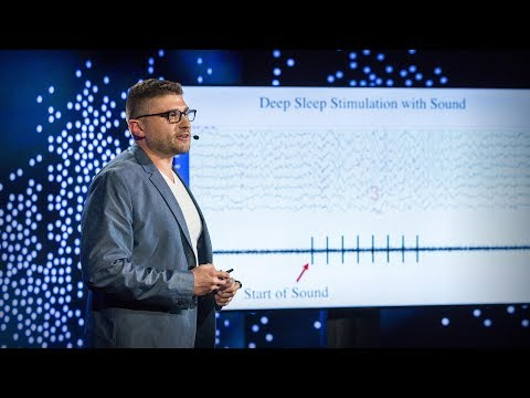 The brain benefits of deep sleep -- and how to get more of it |  Dan Gartenberg