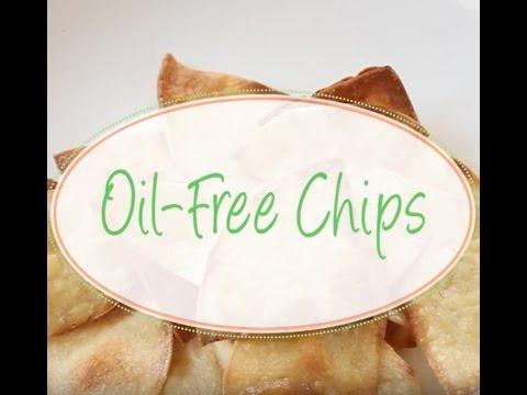 Oil-Free Tortilla Chips