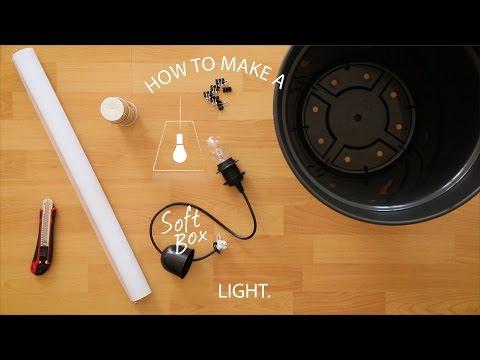 How To: Soft-Box Light