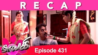 RECAP : Naayagi Episode 431, 17/07/19