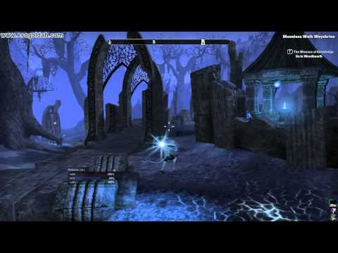 ESO Combat Skills | Block Makes You Cast Speed Faster