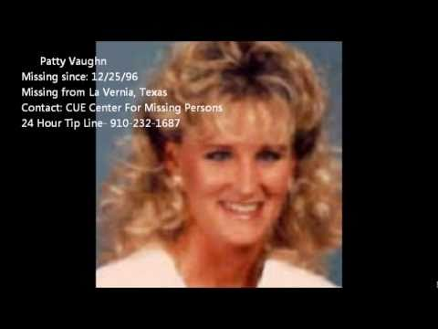 Patty Vaughn- Missing.-Susan Milano Show