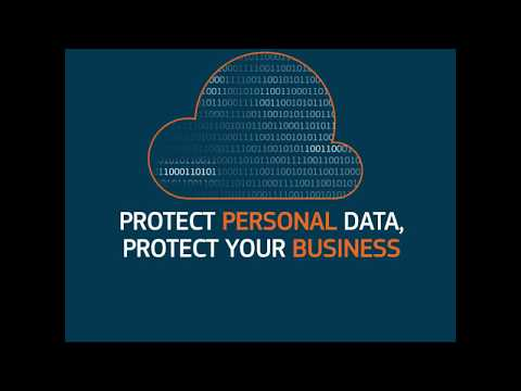 The EU's new Data protection rules - doing business just got easier