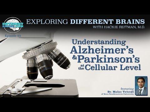 Understanding Alzheimer's and Parkinson's at the Cellular Level, w/ Dr. Malav Trivedi | EDB 93
