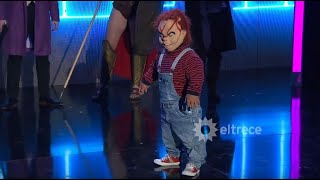 Download Guido liberó a Chucky de la caja y todos salieron corriendo del susto Video
