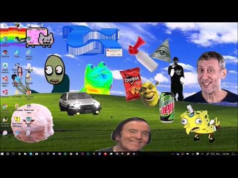 Making the ultimate meme wallpaper!