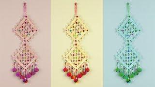 Ice Cream Sticks Wall Hanging Videos 9tube Tv