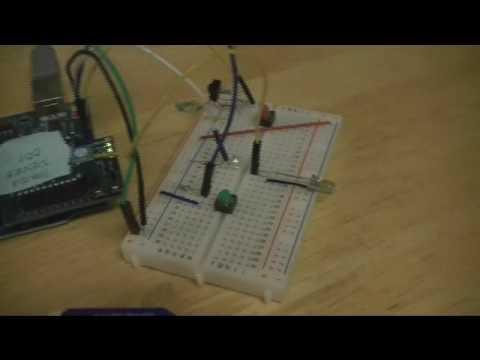 Arduino + IR Universal Remote Control