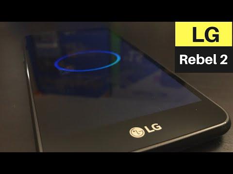 Tracfone LG Rebel 2 5