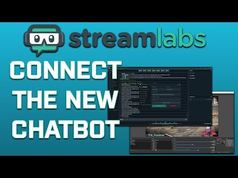Streamlabs Chatbot: Connecting Chatbot to Your Accounts