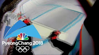 Point of View: Olympic events as the athletes see them