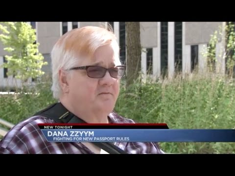Dana Zzyym Fighting to Change Passport Rules About Gender Identification - Fox31